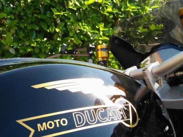 Serbatoio Ducati Monster P.Pirozzi