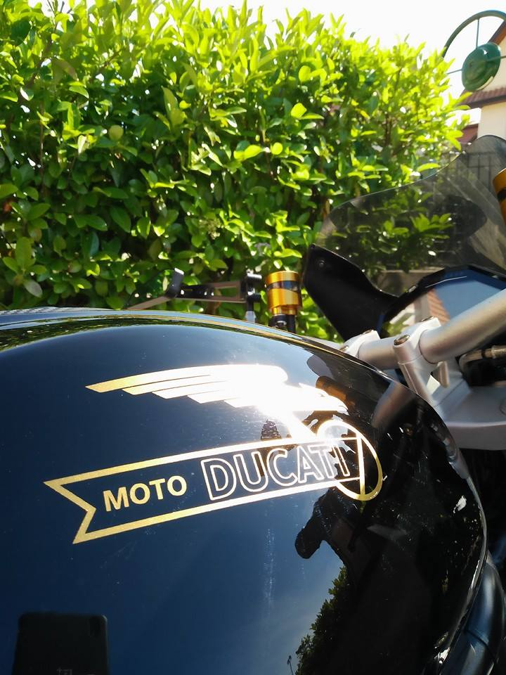 Serbatoio Ducati Monster