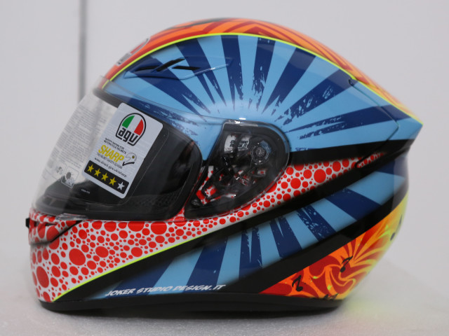 AGV K4 evo A.Micallo