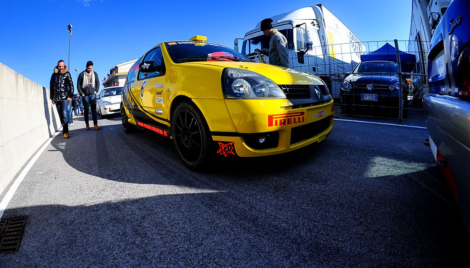 Renault Clio RS n3