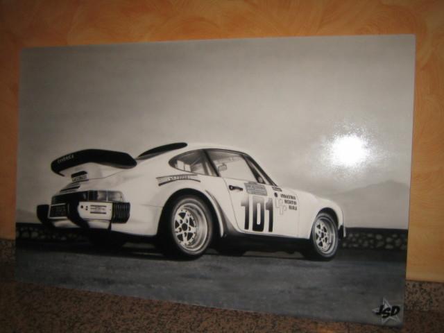 Ritratto Porsche Gianni De Luca
