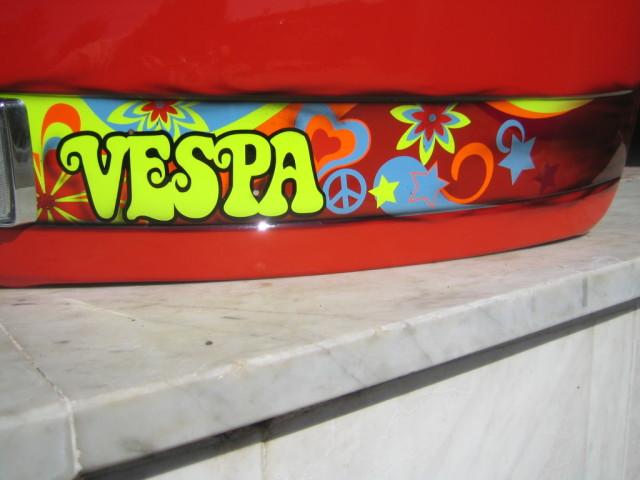 Vespa PX Hippie
