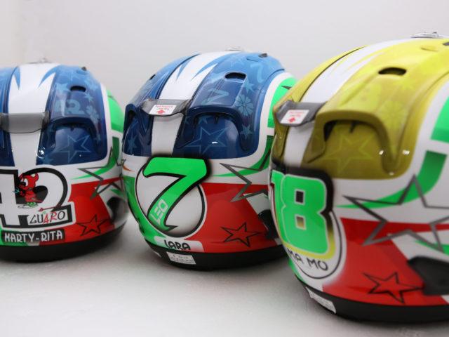 Arai RX-7 GP Team SITEC ohvale