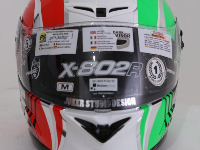 X-LITE x-802r Foffy Coppola II